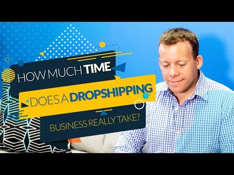 How Much Time Does It Take To Manage a Dropshipping Store? thumbnail