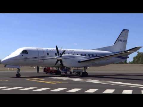 Fly Corporate (Corporate Air) SAAB 340B+ (WT) VH-VEP