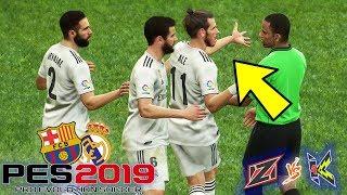 EL CLASICO TERGILA REAL MADRID VS BARCELONA ZANLAT VS KILAT 1