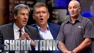 Stone Mason Discovery Product In ABANDONED FACTORY & Patents For Distribution! | Shark Tank AUS