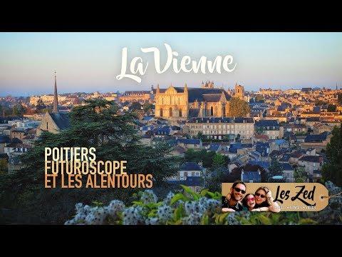 La Vienne en famille : Poitiers, Futuroscope, et les alentours