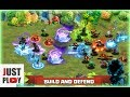 Heroes defense : King Tower Gameplay Android / iOS