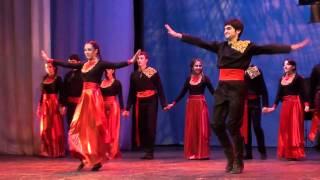 "Армянский танец ""Арцах"""