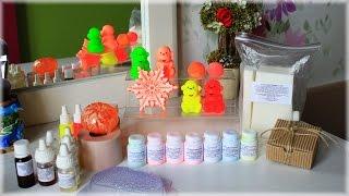 Что нужно купить начинающему мыловару? ● Заказ товаров для МЫЛОВАРЕНИЯ с Aromasoap(, 2015-11-23T16:36:11.000Z)