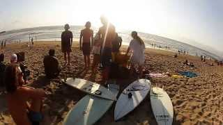 GoPro Surf or Die Kuta Beach Bali
