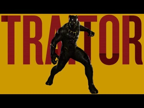 The Black Panther Character is a Traitor