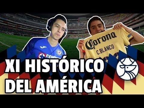 Armando el MEJOR 11 del #América y #CruzAzul con Hugonche | Nido del Guapi Ep.12