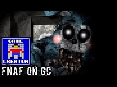 How To Make An FNAF Style Game In Game Creator