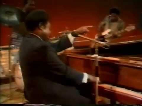 Fats Domino  - Video - Live In Holland  1976