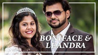 Boniface & Leandra: Wedding Highlights