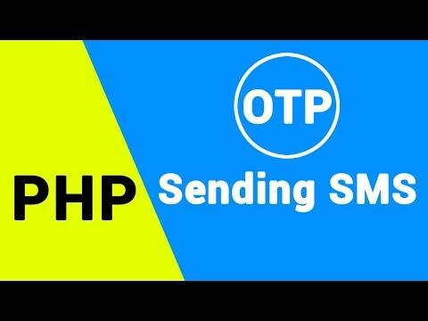 SMS API   OTP Sending SMS In PHP