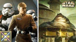 STAR WARS: Warum das Imperium die Hutten nicht bekämpfte [Legends]