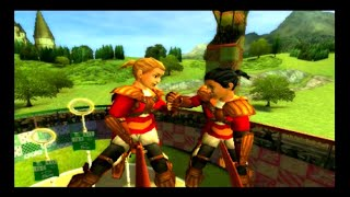 Harry Potter: Quidditch World Cup PS2 Gameplay