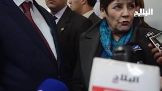 وزيرة التربية الوطنية نورية بن غبريط من تلمسان - elbiladtv-