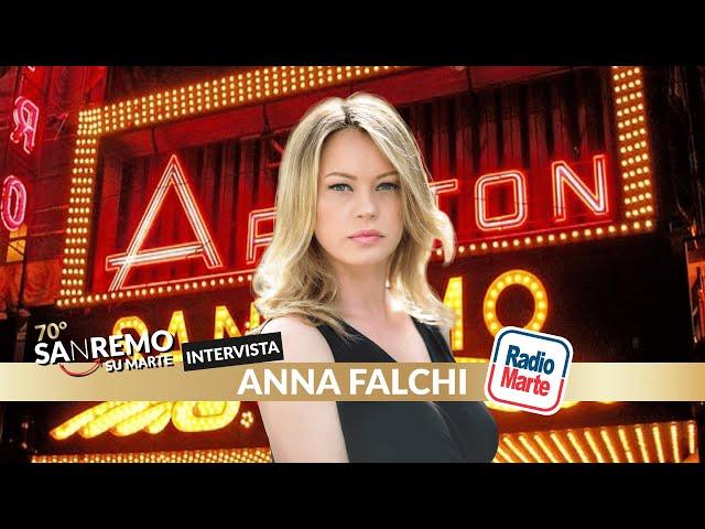 SANREMO SU MARTE - Intervista ad Anna Falchi