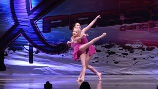 Lilliana & Hannah's Duet (We're Breathing) | Dance Moms | Season 8, Episode 4