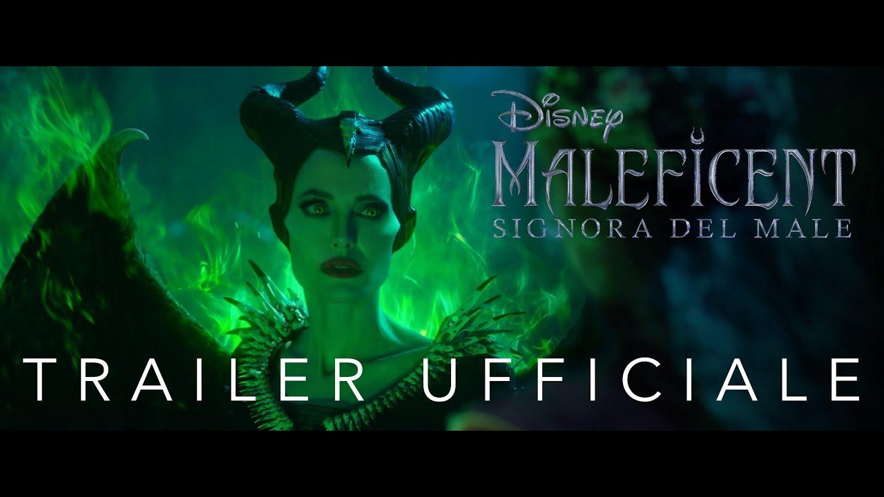 MALEFICENT: SIGNORA DEL MALE   Trailer Ufficiale   2019