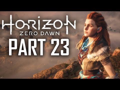 "Horizon: Zero Dawn - Let's Play - Part 23 - ""The Grave-Hoard"""