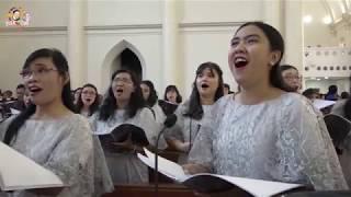 Download lagu LIHATLAH IMAM AGUNG. I Misa Tahbisan Imam Kongregasi Misi. 15 Agustus 2019