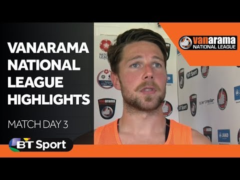 Vanarama National League Highlights: Match Day Three