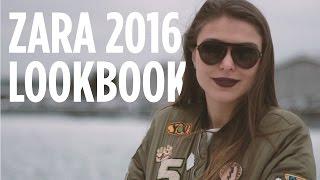 Zara Lookbook 2016