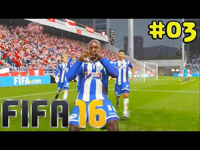 DecisÃo Nos Penaltys - Modo Carreira - Fifa 16 - #03 Wigan Athletic