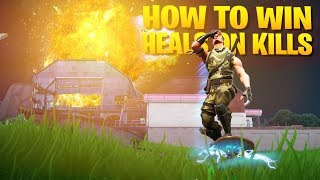 HOW TO WIN | How to Counter Aggressive Players (Fortnite Battle Royale)