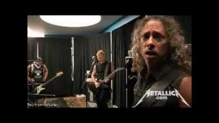 Metallica Creeping Death in Tuning Room Mexico City July 28, 2012 HD.mp3