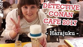 Detective Conan Cafe Harajuku 2017 コナンカフェ 検索動画 12