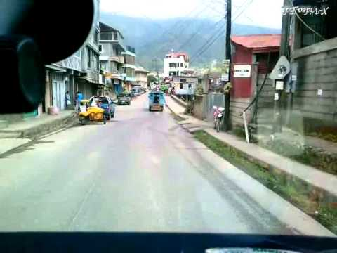 Road to Samoki - Part 3  - bontoc mt province