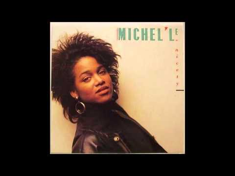 Michel'le - Something In My Heart
