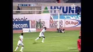 RAJA - KAC 5-0 / Botola PRO MJ J17(الرجاء البيضاوي - النادي القنيطري) 2017 Video