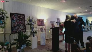 Live: Gabby Petito funeral services in Long Island