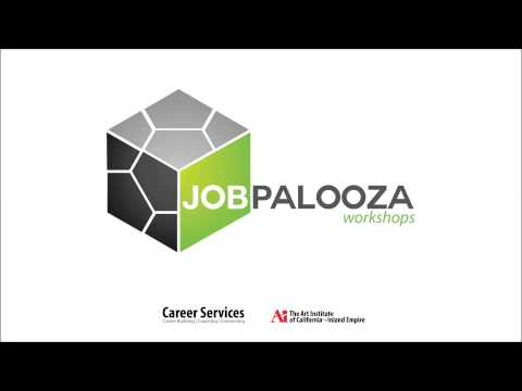 Jobpalooza & Career Services Podcast