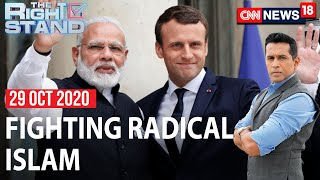 France 'Blasphemy' Row: India Stands Up To Radical Islam | The Right Stand | CNN News18