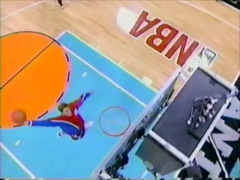 1996 NBA All-Star Weekend Slam Dunk Contest