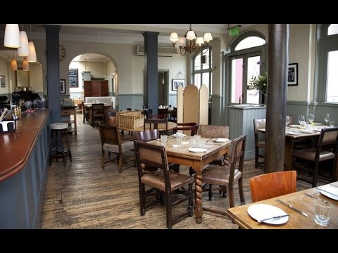 Dining At Harwood Arms For Sunday Roast, Fulham, London