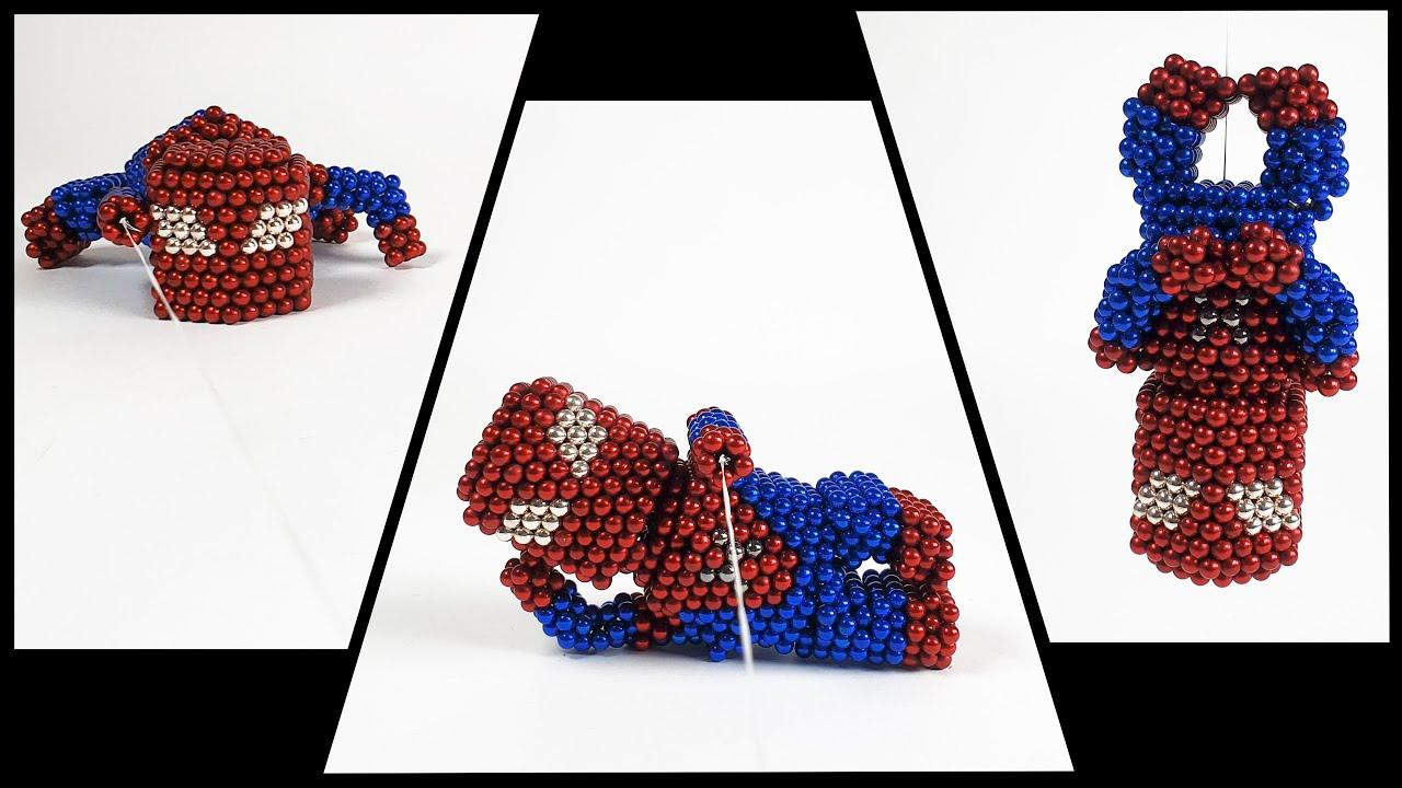 Magnetic Spider-Man 1 네오큐브 스파이더맨 1탄