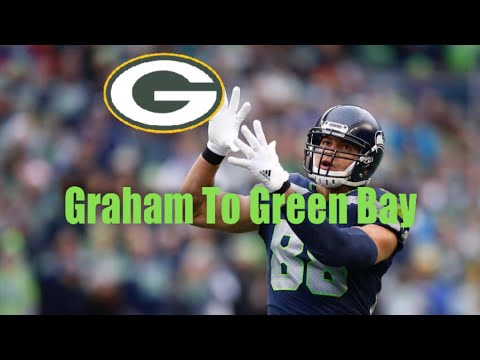 Packers Sign JIMMY GRAHAM to 3-Year Deal!!