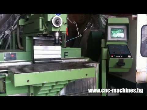 Maho 700 C - CNC 3 Axis Milling Machine - 3 осна Фреза с ЦПУ - www.cnc-machines.bg Mp3