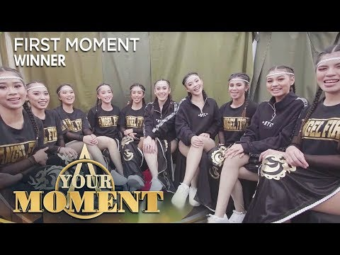 Your Moment Dancing Stage | First Moment Winner: Angel Fire - YM Exclusives