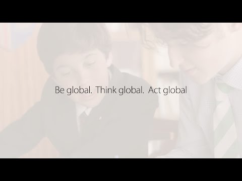 Be Global. Think Global. Act Global | Viaró Global School