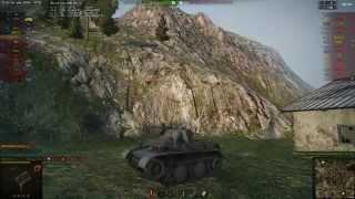 Luchs gameplay - Ace Tanker - World of Tanks - 9.9 XVM mod pack (Pz.Kpfw. II Luchs)