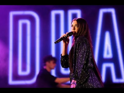 Dua Lipa - Dreams & No Lie (BBC Big Weekend 2017)