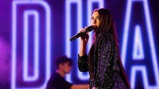 Dua Lipa - Dreams & No Lie (BBC Big Weekend 2017)