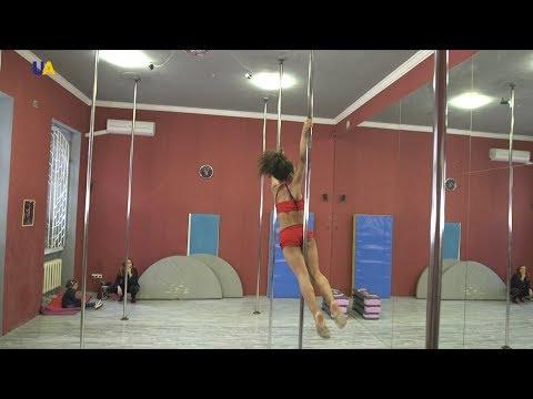 Танцовщица Pole Dance Эмили Москаленко | Future UA