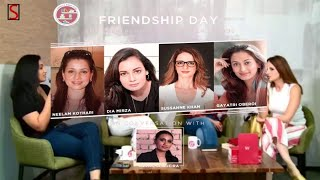 CELEBRATE FRIENDSHIP DAY WITH SONALI'S BOOK CLUB AND HER FRIENDS || FB LIVE