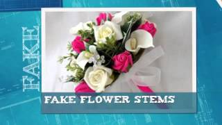 Buy  Artificial Wedding Flowers Online