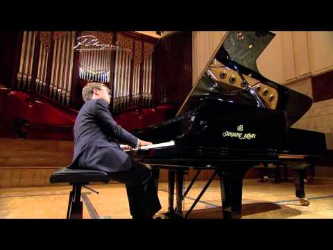 Ashley Fripp – Scherzo in C sharp minor Op. 39 (first stage)