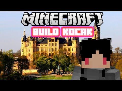 Minecraft Indonesia - Build Kocak (46) - Istana!